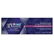 Crest 3D White Luxe Glamorous White Vibrant Mint Flavour Whitening Toothpaste
