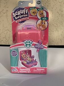 Little Live Pets Scruff Surprise VET RESCUE Series 1 blind pack blue bag NEW