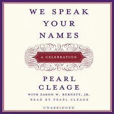 We Speak Your Names by Pearl Cleage 2006 Unabridged CD 9780786174423