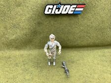 GI JOE 1987 AVALANCHE NEAR COMPLETE ARAH
