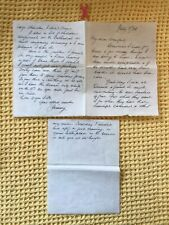 More details for antique 1938 letter to winifred hamilton-meikle from james hamilton-meikle