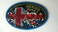 24th World Scout Jamboree 2019, Unit 20, GLMW, Sherlock Homies Supporters Badge