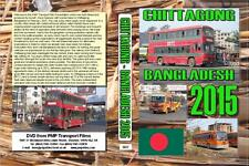 3027. Chittagong, Bangladesh. Buses. Feb 2015. Another city with BRTC double dec