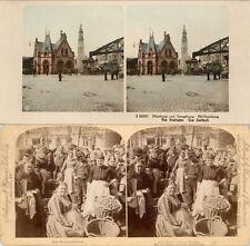 20 Stereoviews Amburgo in Germany - 1906 lot 2