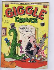 Giggle Comics #73 ACG Pub 1950