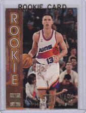 Steve Nash ROOKIE CARD Phoenix Suns Basketball 1996/97 RC Topps Stadium Club LE