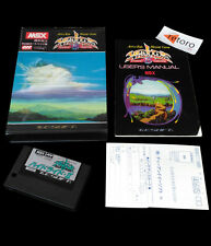 HYDLIDE 2 SHINE OF DARKNESS MSX Mega Rom T&SOFT Cartridge JAP