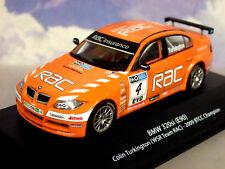 ATLAS 1/43 WSR TEAM RAC BMW 320 SI (E90) #4 BTCC CHAMPION COLIN TURKINGTON 2009