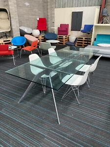REAR Fritz Hansen, Todd Bracher designer desk/dining table, model T-NO.2