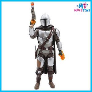 Disney Store The Mandalorian Talking Action Figure - Star Wars Brand new in Box