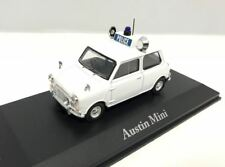 Austin Mini Ulster Constabulary Police 1:43 Scale Die Cast Model Car New Boxed