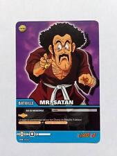 Carte Dragon ball Z Mr. Satan DB-492