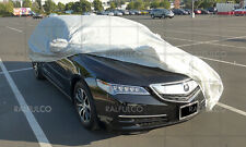 New Acura TLX Full Size Silver Car Cover Custom Fit Outdoor Protect Generation