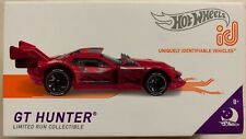 NEW HOT WHEELS 2019 ID GT HUNTER NIGHTBURNERZ LIMITED RUN COLLECTIBLE TOY CAR