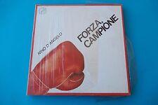 "NINO D'ANGELO "" FORZA CAMPIONE "" LP VIS SERIE MORO SPECIAL LP IM 782"