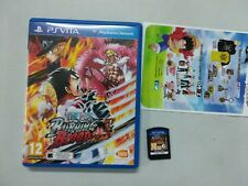 One piece burning blood - PSVITA PS Vita PLaystation VIta - PAL ESP