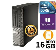 PC Dell OptiPlex 7010 Cpu i5 - SSD 120 Gb Ram 8 Gb - Garanzia 12 mesi