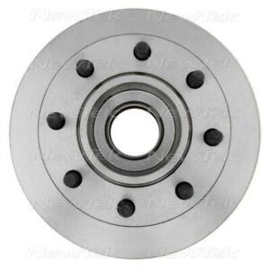 Disc Brake Rotor Front NewTek 55033