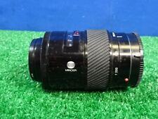 Minolta Maxxum AF 100-200mm F/4.5 Camera Lens