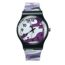 Camouflage Children Watch Kids Fashion  Analog Quartz Wristwatch For Girls Boys