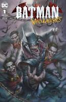 Batman Who Laughs #1 Parillo Trade Dress Variant NM