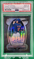 2019 Bowman Sterling Jarred Kelenic Continuity RC Auto /99 🔥 PSA 10 🔥 POP 4