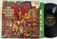 Tingling Mothers Circus Circus of the Mind Vtg 1960s Psych Record LP EX Vinyl