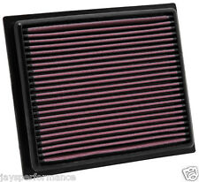 KN AIR FILTER REPLACEMENT FOR TOYOTA PRIUS 1.8L L4; 2010