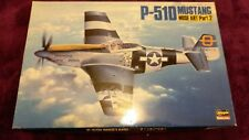 HASEGAWA 1:32 P-51D MUSTANG Nose Art Part 2 Model Kit 51539 SP39 COMPLETE UNST'D
