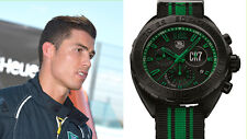 "New TAG Heuer Formula 1 CR7 ""Cristiano Ronaldo"" Ltd Ed Watch CAZ1113.FC8189"