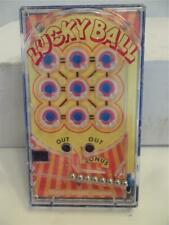 VINTAGE 1977 TOMY Made in Japan LUCKY BALL Pocket Game