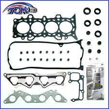 BRAND NEW 01-05 Honda Civic Vtec EX HX SI 1.7 MLS Head Gasket Set D17A2 D17A6