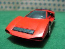 Super Rare Vintage - Fiat Abarth 2000 Coupe - 1/43 Marushin