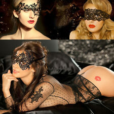 Sexy Stunning Venetian Masquerade Eye Mask Ball Party Lace Fancy Dress Costume