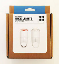 Biomega bike lights
