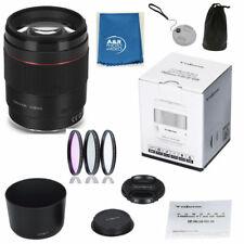 YONGNUO E mount Full frame AF lens KIT YN85mm 85mm F1.8 S DF DSM Fr Sony Camera