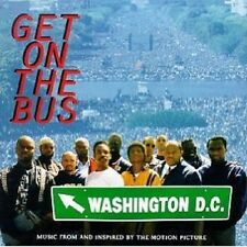Get On The Bus - 1996 Music From & Inspired By The Motion Picture Soundtrack CD