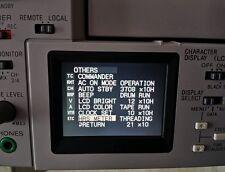 SONY DSR-45 DVCAM VIDEO PLAYER RECORDER