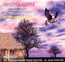 THE ANATOMY OF A MARE Ars NovaPolish Folk POL Press Cd