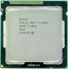 INTEL QUAD CORE I5-2400 3.1GHZ 6M PROCESSOR CPU LGA1155