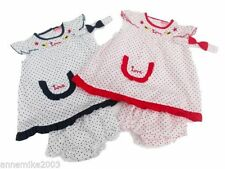 Abbigliamento rosso in poliestere per bimbi