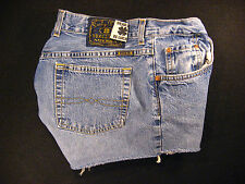 Lucky Brand CUTOFF JEAN SHORTS Cut Off W 29 High Wasted Hot Pants Daisy Dukes