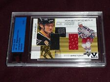 00-01 BAP Mario Lemieux / Wayne Gretzky MAGNIFICENT ONES Jersey * From ITG VAULT