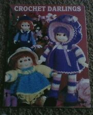 Crochet Darlings by Leisure Time Craft Book