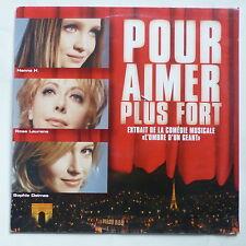 """MAXI 12"""" Comedie musicale Ombre d un géant ROSE LAURENS SOPHIE DELMAS HANNA H"""