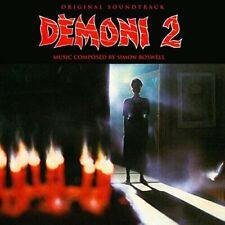 Demons 2 - O.S.T. - Simon Boswell (2019, Vinyl NIEUW)