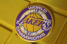 LAKERS NBA LA Los Angeles Basketball 1987 Champions Kobe Bryant Rare Vintage PIN