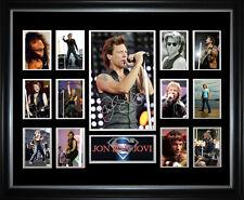 Bon Jovi  Signed Framed Memorabilia