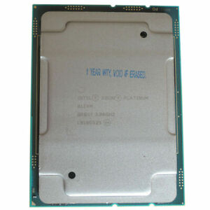 Intel Xeon Platinum 8124M CPU Processor 18 Core 3GHZ 24.75MB L3 Cache