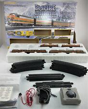 Bachmann Empire Builder Set Train Ho Scale Ez Track Great Northern Model 00667